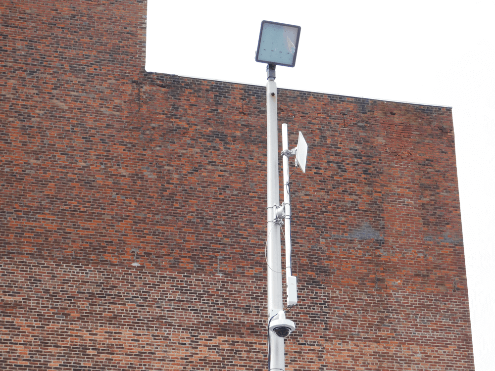 Wireless Radios and Cameras